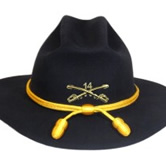 14th Cavalry Campaign Hats