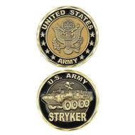 U.S. Army Stryker Coin