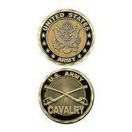 U.S. Army Cavalry Coin